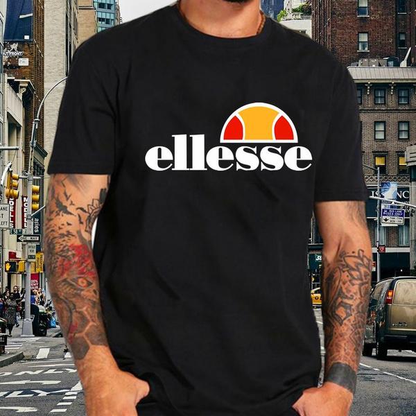 Summer, Fashion, blackteesportmenstshirt, short sleeves