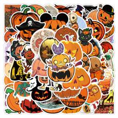 Car Sticker, suitcasesticker, Luggage, halloweensticker