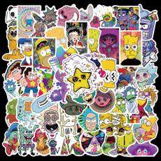 phonesticker, Mobile, simpsonsticker, Stickers