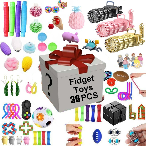 Box, volanteps4, Toy, stresstoy