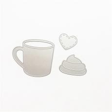 Heart, Coffee, backgrounddie, Love
