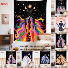 decoration, tapestrywall, tapestrywallmap, hippie