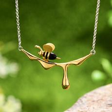 925 sterling silver necklace, beenecklaceforgirl, Designers, gold