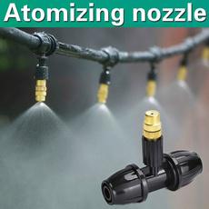 atomizingsprinkler, planting, Plants, Gardening