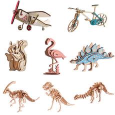Development, Fashion, dinosaurtoy, Skeleton