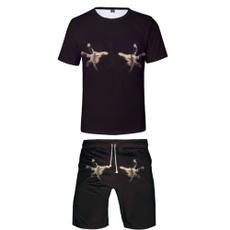 Fashion, tshirtset, children's clothing, Horror