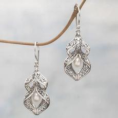 Sterling, Fashion, Stud Earring, wedding earrings