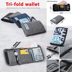 smallpurse, Waterproof  wallet, Wallet, nylonwallet
