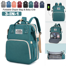 Baby, Shoulder Bags, Tote Bag, backpacknappymummybag