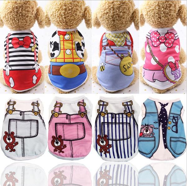 Cotton, Summer, catdogtshirt, Fashion