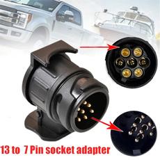 trailerconnector, Pins, trailerplugsocket, Adapter