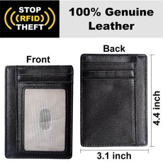 Box, leather wallet, Gifts, ultrathinwallet