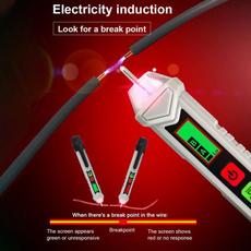 noncontacttestpen, voltagetestingmeter, voltagedetector, highaccuracyportablevoltagedetector