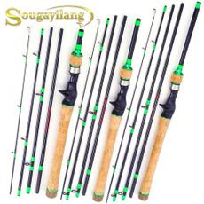 troutfishingrod, fishingpolecarbon, Outdoor, Bass
