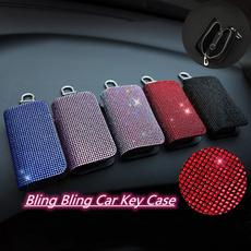 carkeystoragebag, case, womencarkeypurse, DIAMOND