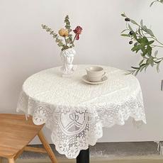Hogar y cocina, Decoración, Decoración de hogar, lacetablecloth