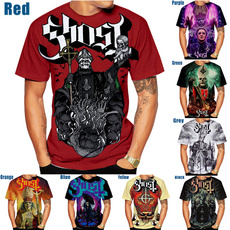 ghost, Funny, Fashion, Shirt