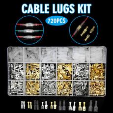 terminal, insulated, wireterminal, cablelugskit