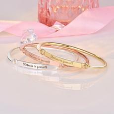 Love, Jewelry, Bracelet, Rhinestone