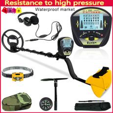 handheldpinpointer, jewelryfinder, Waterproof, lcdmetaldetector