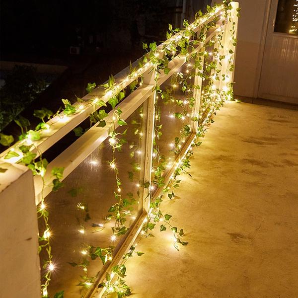 Outdoor, led, Garden, Garland