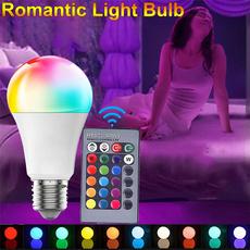 Light Bulb, E27, Remote Controls, lights
