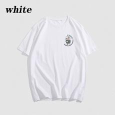 Summer, Fashion, Cotton T Shirt, Men