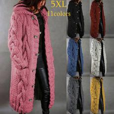 knitted, cardigan, Jacket, Sleeve
