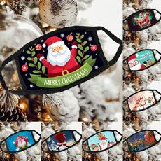 washablemask, dustproofmask, festivalmask, Christmas