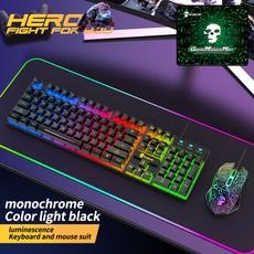 Keys, gamingkeyboard, led, usb