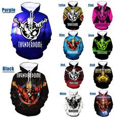 Funny, Fashion, Winter, 3D hoodies