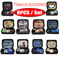 tray, smokinggrinder, tobacco, cigarettebox
