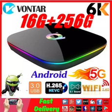 Box, 4ktv, android9, mediaplayer