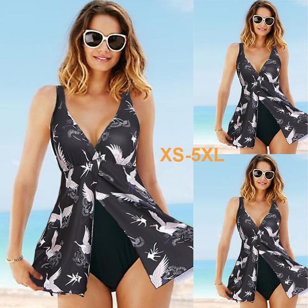 bathing suit, Plus Size, maillot, swim dress