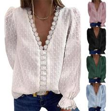 blouse, Fashion, wovenshirt, chiffon
