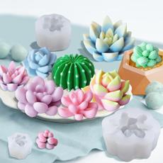 cactusmold, homedecorationsmold, siliconemould, Home & Living