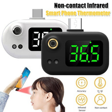 Smartphones, usb, Phone, Thermometer