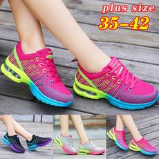 Sneakers, Plus Size, Ladies Fashion, Hiking