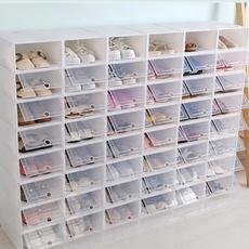 Box, shoesstoragebin, stackableshoesstoragebox, foldableshoebox