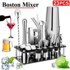 bostoncocktailshakerset, Bar, bartending, bartender