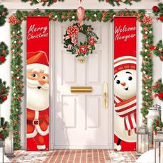 decoration, christmascurtain, Outdoor, Door