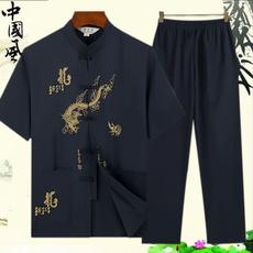 Summer, summerkungfuclothe, kungfuuniform, martialartsclothe