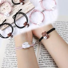 Rope, rope bracelet, Jewelry, Love