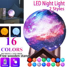 Remote Controls, moonlamp, Gifts, lights