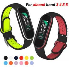 Wristbands, siliconestrap, Silicone, miband4strap