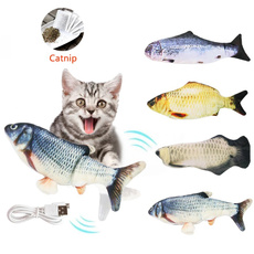 Toy, Electric, Pets, fish