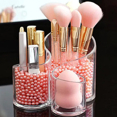 makeupbrushstorage, Storage Box, dressingtablefinishingbox, Makeup