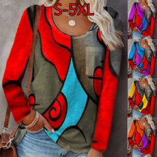 blouse, Plus size top, Necks, Sleeve