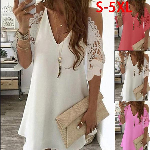 Mini, Plus Size, short dress, Dress