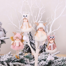 Toy, Christmas, Angel, doll